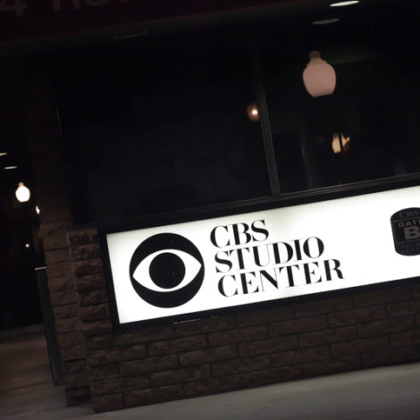 CBS Studios Hollywood Deanna and David