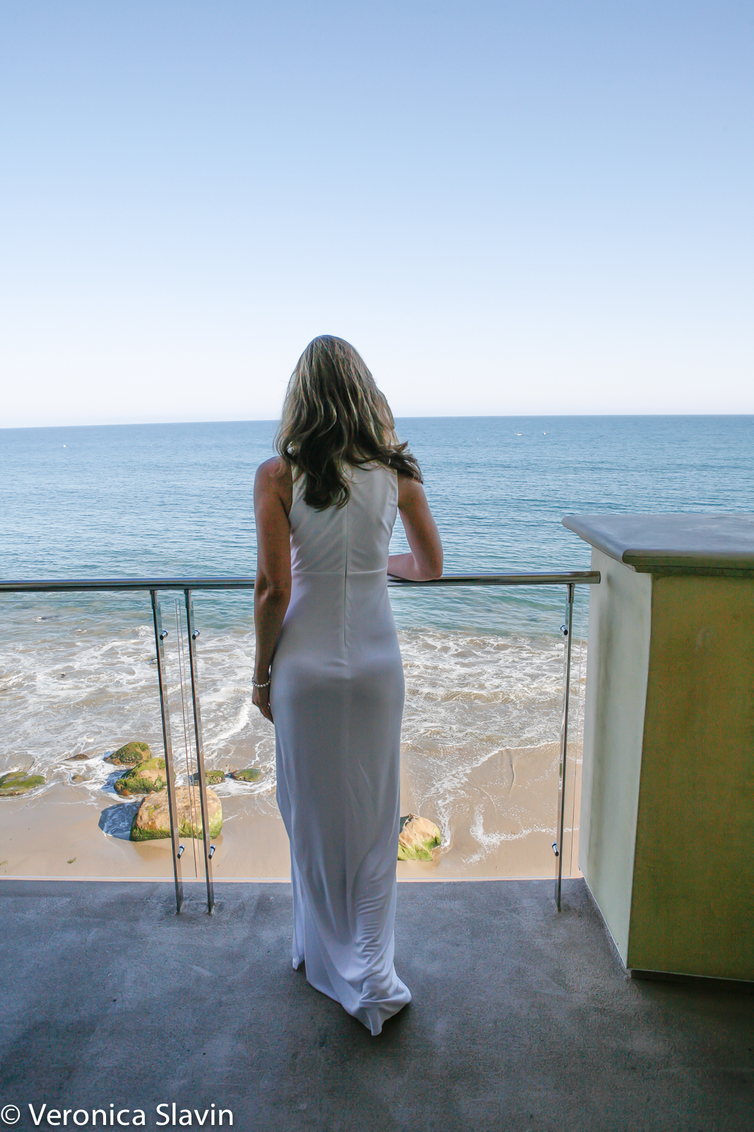 Veronica Slavin Ronnie Wedding Photography Malibu Beach Inn